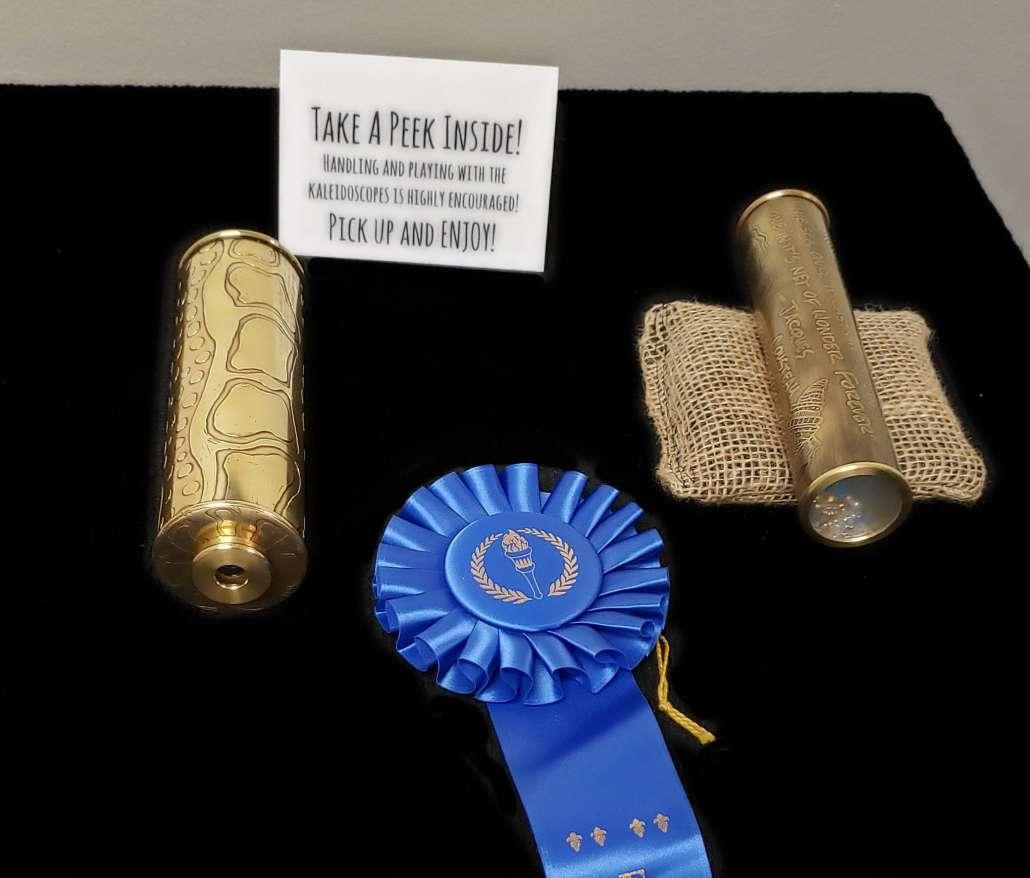 First Place Award!